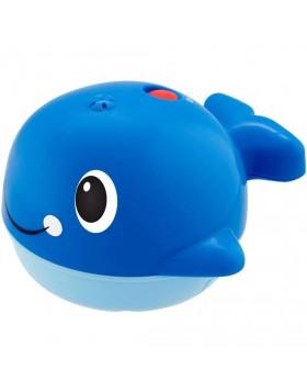 Chicco Balena Spruzzina Ottimo per il bagnetto Nuota e schizza giochi d'acqua