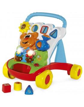 Chicco Primi Passi Baby Giardiniere Con impugnatura ergonomica Multicolore