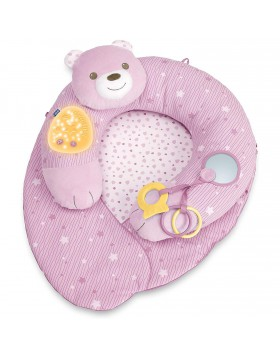 Chicco Nido Di Coccole Gioco per bambini Tappetino evolutivo con cuscino