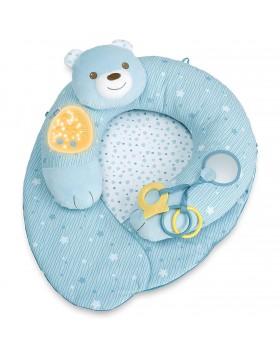 Chicco Nido Di Coccole Gioco per bambini Tappetino evolutivo con cuscino Azzurro