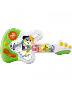 Chicco Chitarra 44 di lampo con 11 tasti interattivi Gatti Gioco per bambini