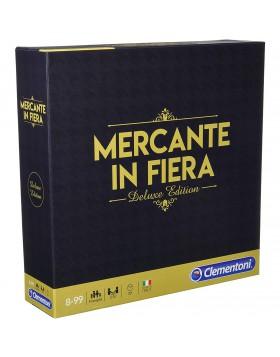 Clementoni Mercante in Fiera Deluxe Edition Gioco da Tavolo Multicolore 16183