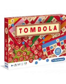 Clementoni Tombola Classica 48 Cartelle Giochi da tavolo Società Natale 16557