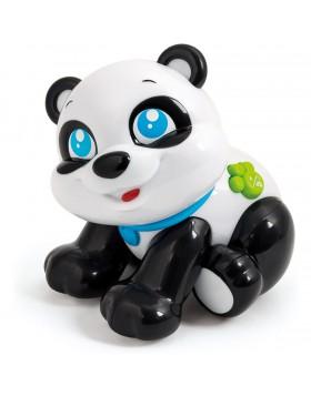 Clementoni Panda Parlante Cucciolo Parla Canta Cercacoccole Multicolore 14214