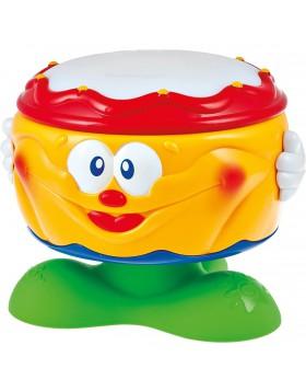 Clementoni Artù Il Re Tamburo Musicale Da 9 Mesi Bambini Multicolore 142156
