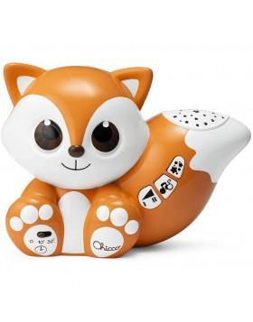 Chicco Proiettore Foxy La Volpe Arancione 3 melodie rilassanti Volume regolabile