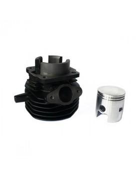 Gruppo cilindro completo Vespa 50-PK-XL-N-V-Rush - Diam. 47mm - 6 travasi