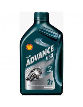 OLIO SHELL ADVANCE VSX 2T SINTETICO