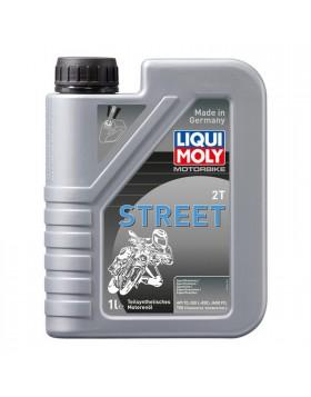 Olio motore liquimoly Motorbike 2T Street Lt 1