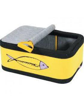 Cuccia per gatti 'scatola sardine' Zolux