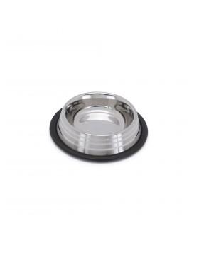 Silver Stripe Steel Bowls ciotola in acciaio 850ml 23cm Imac