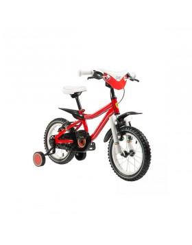 """bici bicicletta mtb bambino 12"""" ferrari"""