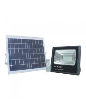 Pannello Solare a Led Durata 8 h Luce Bianca Fredda 6000 K 16 Watt 1050 Lumen