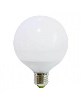 LAMPADA LAMPADINA A LED ATTACCO E27 12 WATT GLOBO LUCE CALDA 1100 LUMEN LIFE NEW
