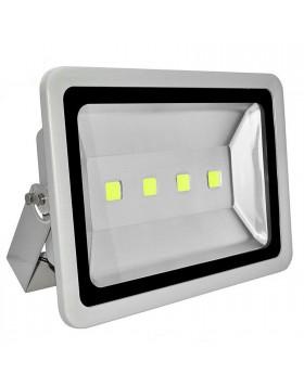 Faro Faretto 4 LED COB 200W da Esterno Alta Luminosità Proiettore Luce Fredda