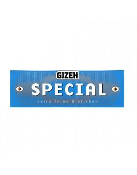2500 CARTINE BIANCHE CORTE GIZEH SPECIAL EXTRA FINE 1 BOX 50 LIBRETTI TABACCO
