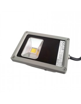 Faro Faretto Led 20w 20 Watt per Esterno Luce Bianca Naturale Slim IP65 LIGHT
