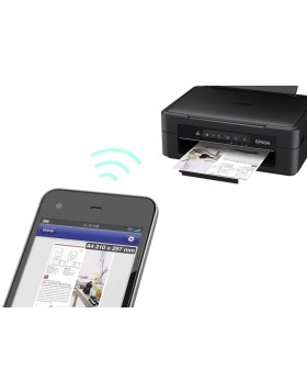 STAMPANTE MULTIFUNZIONE CON SCANNER WIFI WI-FI EPSON EXPRESSION HOME XP-215 NEW