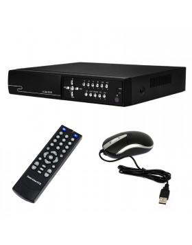 Dvr 8 Ch Canali AHD 720P Videosorveglianza H264 HD VGA HDMI Cloud Iphone Android