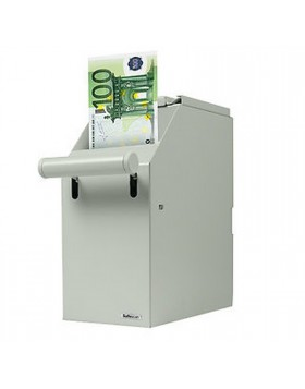 Cassetto portadenaro bianco porta denaro cassaforte pos danni contro furto