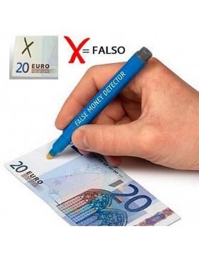 Verifica Banconote False set da 10 unità soldi falsi Rilevatore Safescan Nuovo
