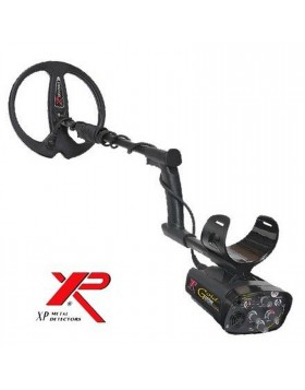 XP METAL DETECTOR XPLORER GOLD MAXX POWER METALDETECTOR CERCAMETALLI CUFFIE