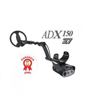 Xp Metal Detector Xplorer ADX 150 Piastra 27 DD Cuffia Filo Salvapiastra