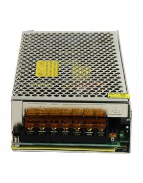 Alimentatore Trasformatore Stabilizzato Switch Trimmer 220V 12V 6,25A LIFE