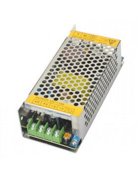 Alimentatore Trasformatore Stabilizzato Switch Trimmer 220V-12V 10A Vultech