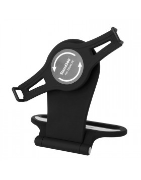 "SUPPORTO STAND PER TABLET APPLE IPAD 7"" 10"" REGOLABILE GALAXY TAB 360 GRADI"