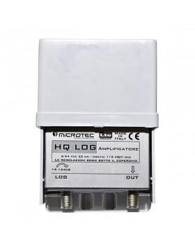 Amplificatore Antenna Tv Digitale Terrestre 1 Ingresso LOG