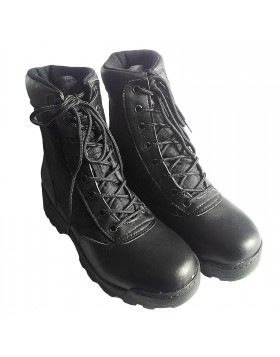 Anfibi Stivali Militari Scarpe Scarponi Anfibio Trekking Softair Caccia Neri 41