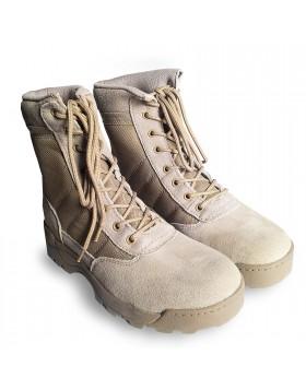 Anfibi Stivali Militari Scarpe Scarponi per Softair Caccia Tan Taglia 43 Royal