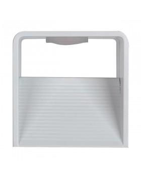 Applique a Led da Parete Faretto Cubo Bianco 6W Luce Calda