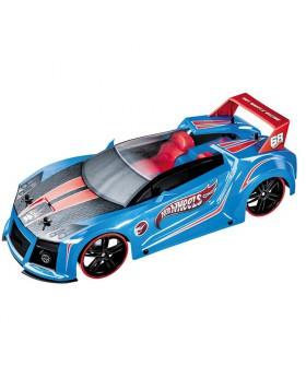 Auto Macchina Elettrica R/C Quick N'Sik Hot Wheels Radiocomandata Bambino