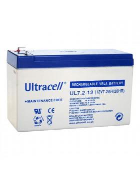 Batteria Ricaricabile Tampone al Piombo 12 Volt 7A