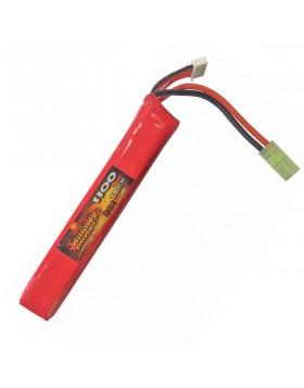 Pacco Batterie Batteria Lipo 1300 mAH 11.1V Softair Billowy Power