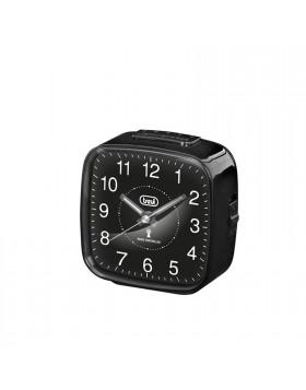 Orologio radio controllato Clock Sistema DCF Suoneria elettronica Ora LED Trevi