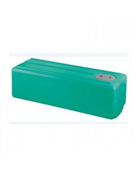 Serbatoio Contenitore x acqua in plastica Rettangolare 57 lt Mare 390x550x290 mm