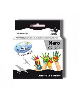 Cartuccia Compatibile Nero Stampante Epson Stylus SX125 SX440W BX305FW T1281
