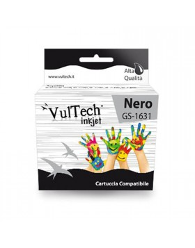 Cartuccia Compatibile Nero Stampante Epson WORKFORCE WF2540WF WF2530WF T1631