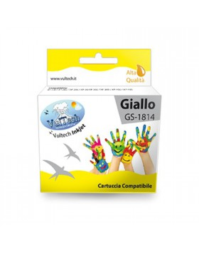 Cartuccia Compatibile Giallo Stampante Epson Expression Home XP402 XP412 XP312
