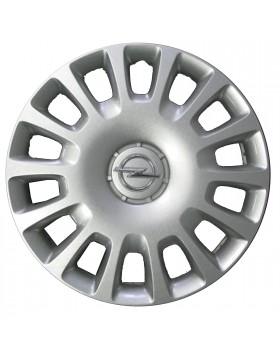 """Un copriruota Copricerchio Coppa ruota automobile Opel corsa D 2006 14"""" Borchie"""