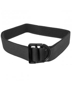 Cinturone Militare Nero Cintura Tattica per Softair Nero