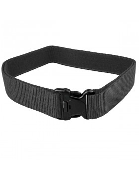 Cinturone Militare in Cordura Nero Cintura Tattica per Softair