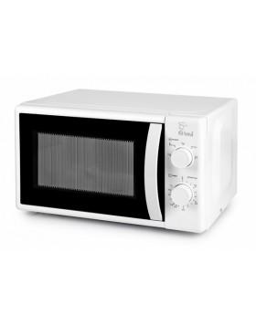 Forno Hot'ello Fornetto a microonde Trevidea Bianco Piatto in vetro Luce interna