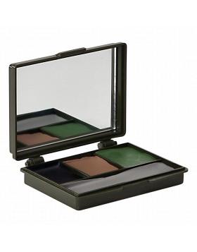 Crema Colori per Viso Esercito Caccia Camo Militare Mimetici con Specchio