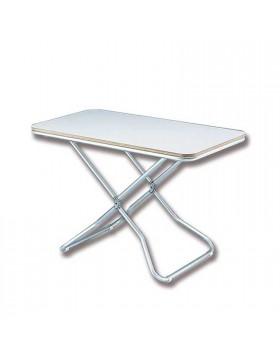 Tavolo Tavolino Tavolinetto regolabile in altezza 115x60 cm Accessori nautici