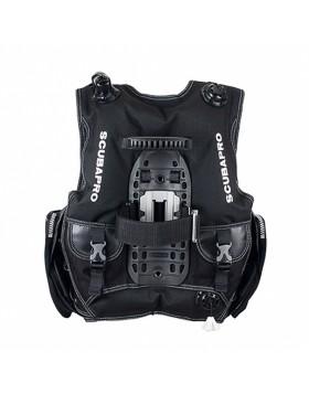 Giubbotto GAV BCD Jacket Front Tecnico Subacqueo SUB SCUBAPRO T-BLACK TAGLIA S