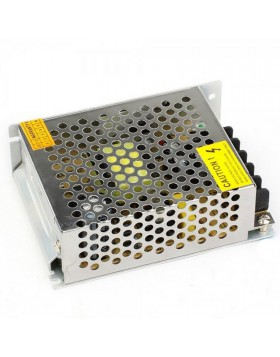 Alimentaore Trasformatore Striscia LED 12v Stabilizzato Power Supply 24 W 2A